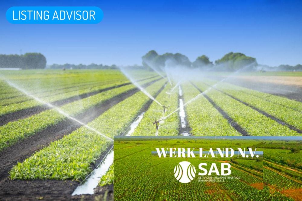 Technical Listing for Werk Land N.V.